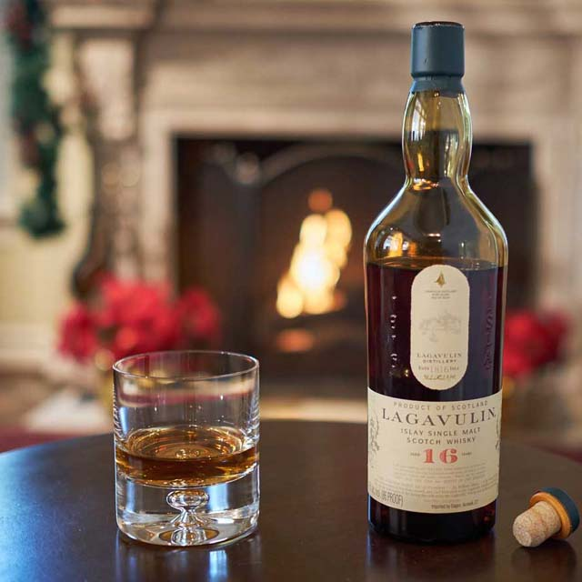 Lagavulin malt 16 years old