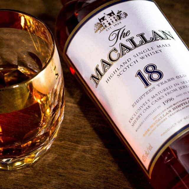 Macallan 18 Years Old 1