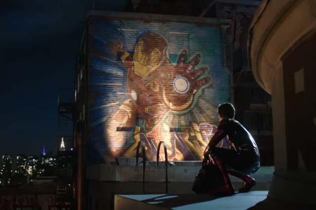 Картинка к фильму Человек Паук - Вдали от дома