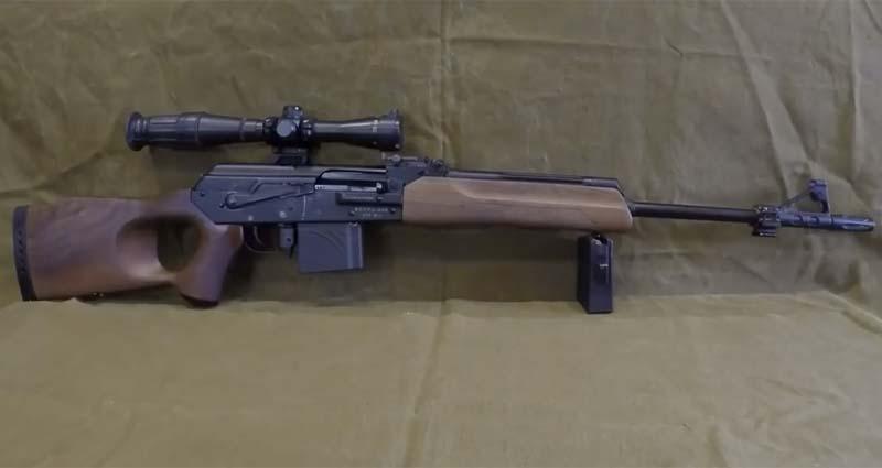 Ружьё Вепрь - 308