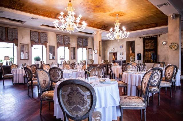 Подборка самых дорогих и модных ресторанов Москвы