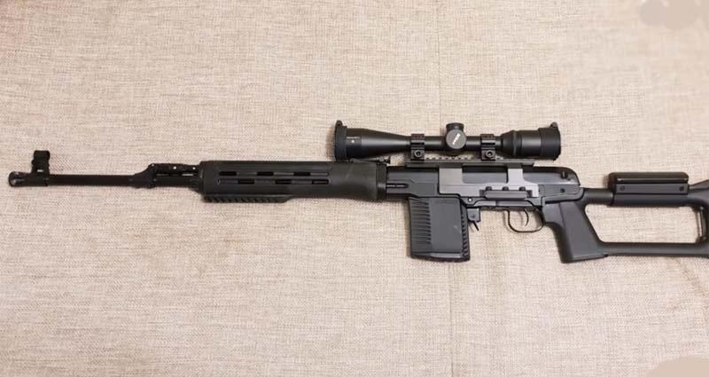 Винтовка Тигр - 308