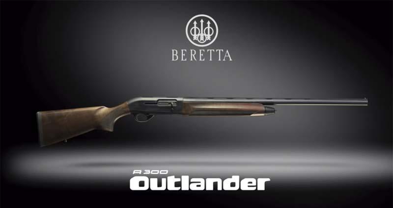 Винтовка Beretta A300 Outlander