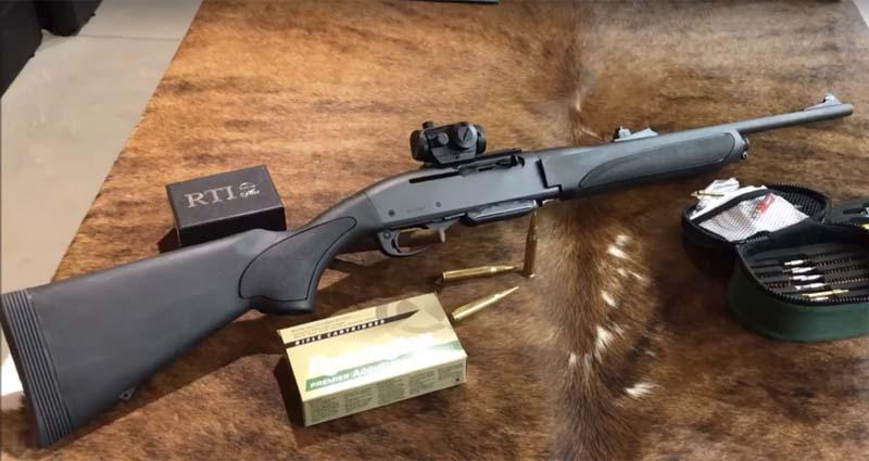 REMINGTON 750 Woodsmaster