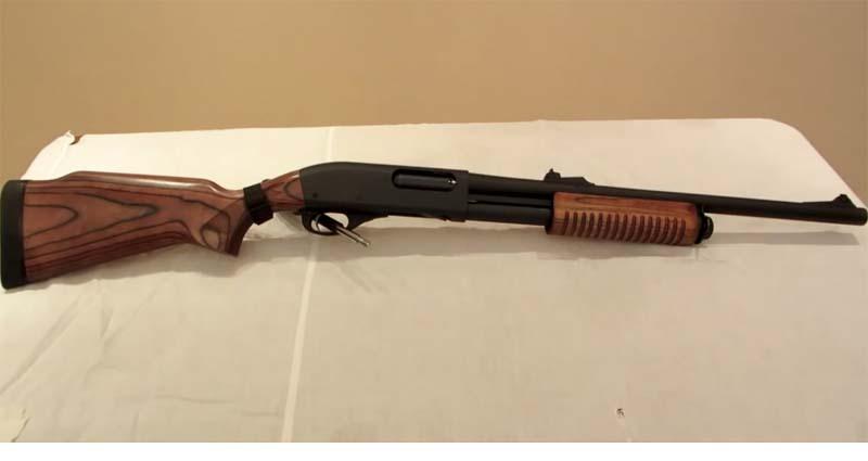 Винтовка Remington 870