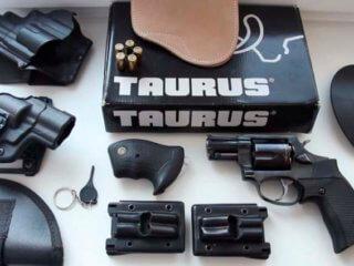 Taurus 13 травматический пистолет