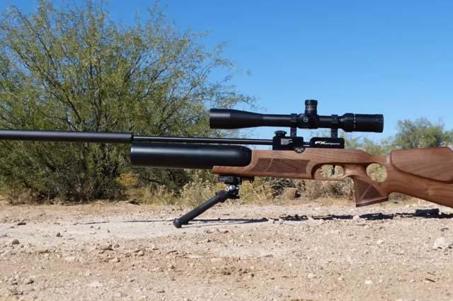 Пневматическая винтовка FX Boss