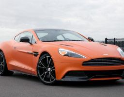 Vanquish Aston Martin