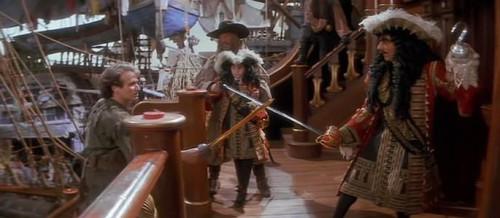 Топ 10 Самые лучшие фильмы о пиратах - Капитан Крюк