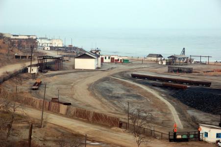 Рудная пристань, Россия