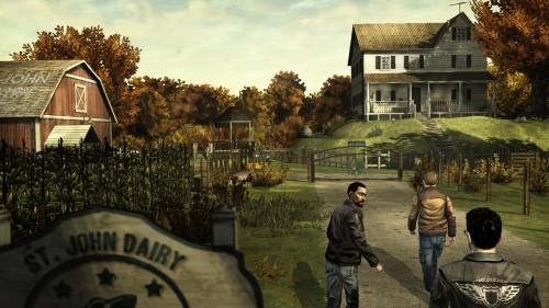 Самая лучшая игра про зомби на ПК (PC) 2016 года - The Walking Dead
