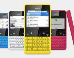 Топ 10 Самые лучшие кнопочные телефоны 2015 года- Nokia Asha 210