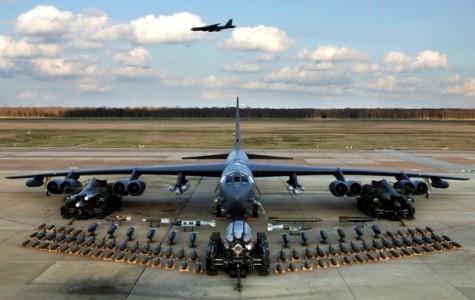 Самая сильная ядерная держава мира на 2016 год - Соединенные Штаты Америки (США)