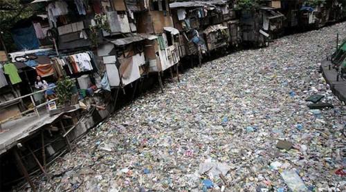Самая грязная река в мире - Читарум