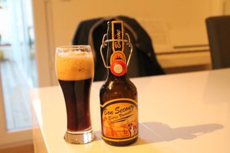 Пиво «Vielle Bon Secour»