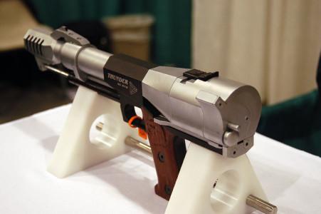 Самый мощный пистолет в мире