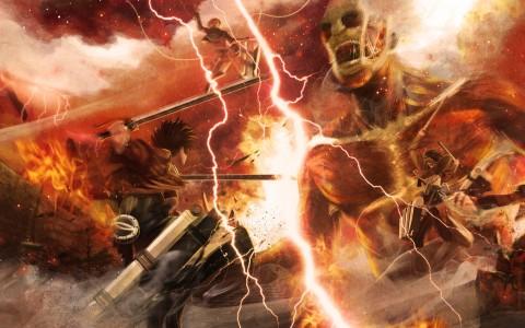 Вторжение Титанов