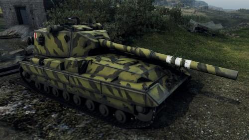 Самые быстрые и мощные танки World of Tanks