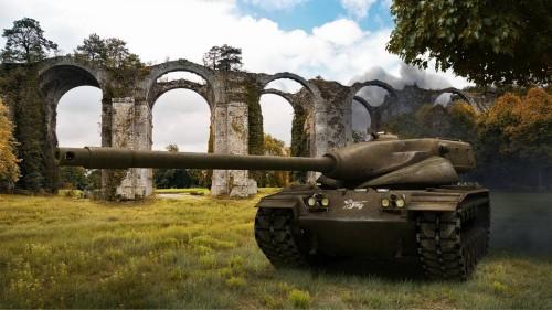T57 Heavy Tank