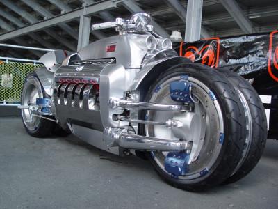 Самый мощный мотоцикл в мире