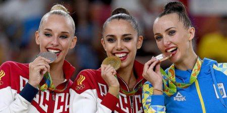 10 самых красивых спортсменок России 2016