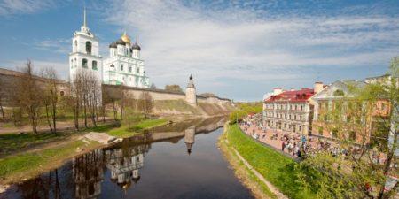 Топ 10 Самые экологически чистые города России 2016 года