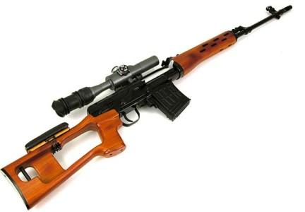 Лучшая российская снайперская винтовка