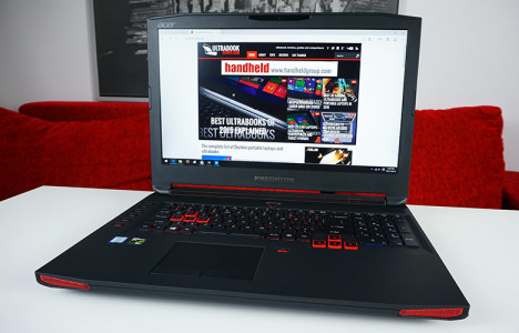 Acer Predator 17 G 9-791