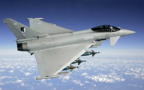 Eurofighter Typhoon (Тайфун) (Англия, Германия, Италия, Испания)