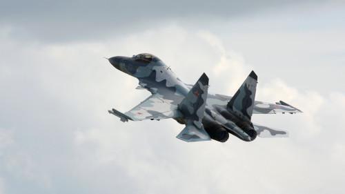 Сухой Су-35 (Россия)