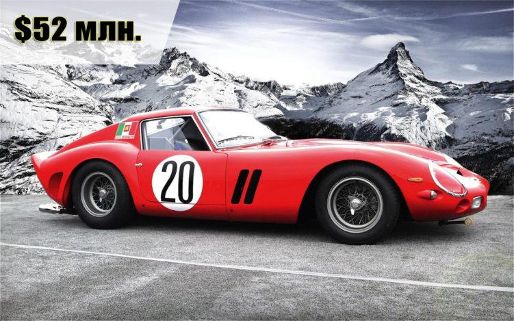 Самый дорогой ретро автомобиль мира в 2017 году