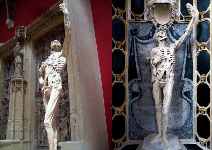 Памятник Рене де Шалону