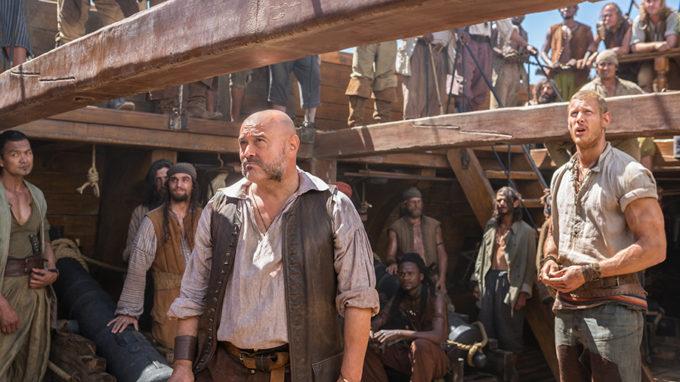 Лучший сериал про пиратов