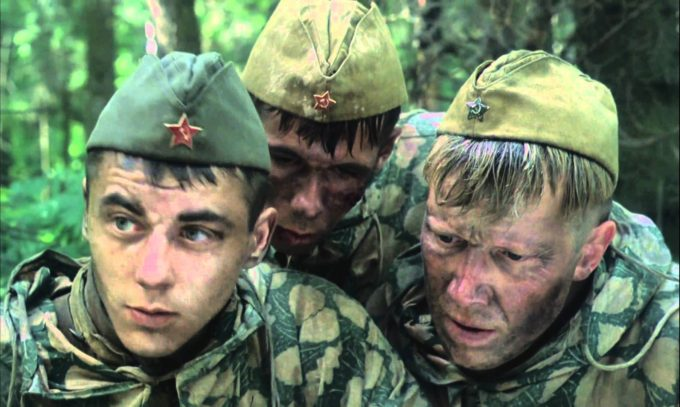 Список лучших сериалов про войну