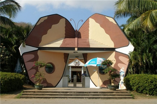 Парк и музей бабочек
